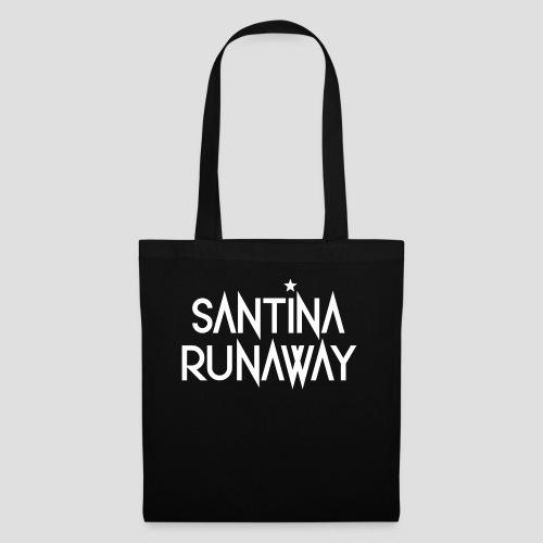 DJ Santina Runaway - Logo - Tote Bag