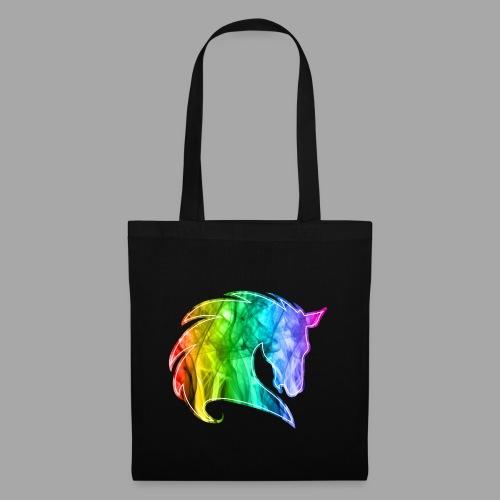 Rainbow Horse - Borsa di stoffa