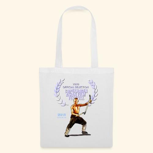 CAFF - Official Item - Shaolin Warrior 2 - Tas van stof