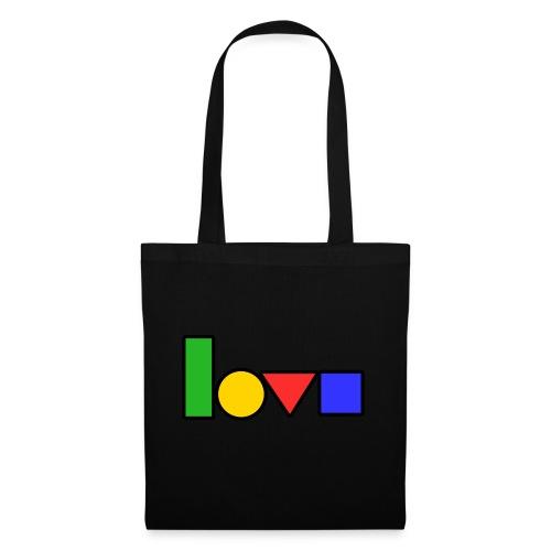 Love - Tas van stof