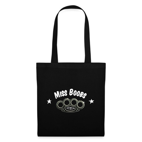 Miss Boobs - Tote Bag