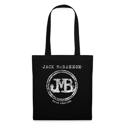 Jack McBannon - JMB True Stories - Stoffbeutel