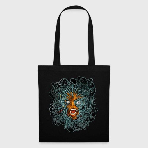Exit the Matrix Cyber Punk - Tote Bag