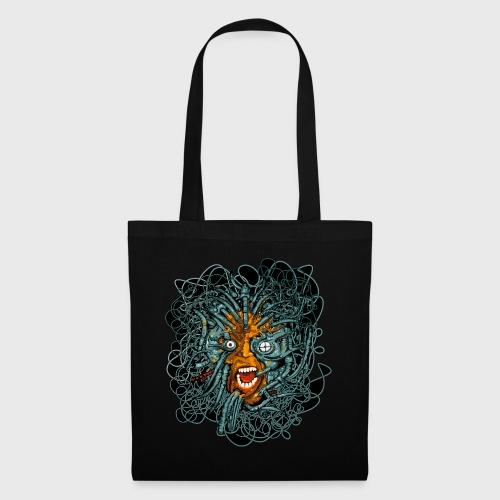 Matrix Cyber Punk - Tote Bag