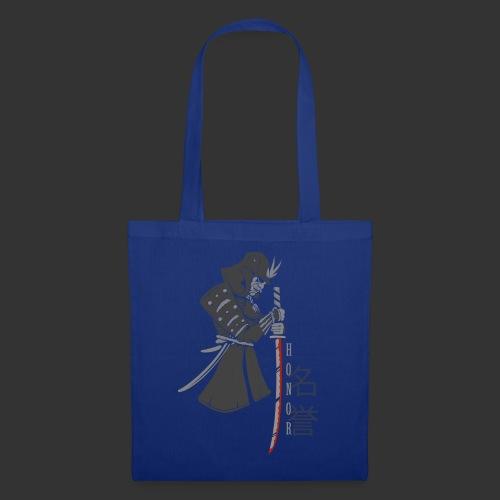 Samurai Digital Print - Tote Bag