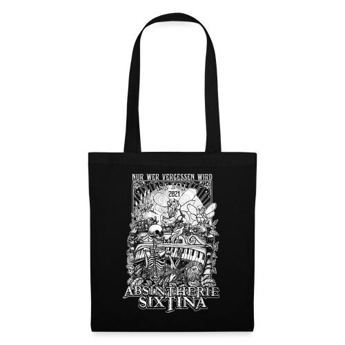 Absintherie Sixtina 2021 - Sixtina Support - Stoffbeutel