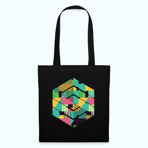 Geometric composition - Tote Bag