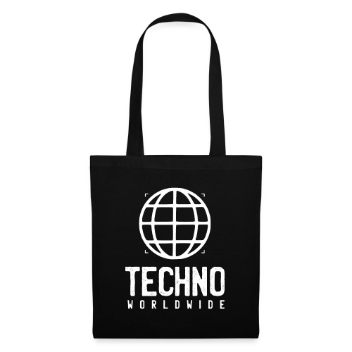 Techno Worldwide - Tote Bag