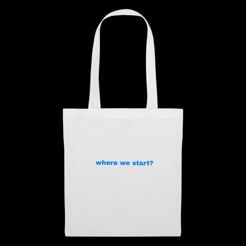 Mooie tas - Tas van stof