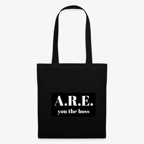 AREyou the boss - Tote Bag