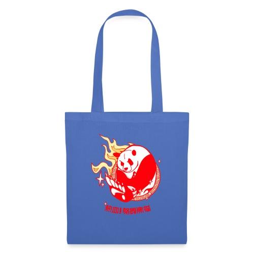Oso Panda - Bolsa de tela