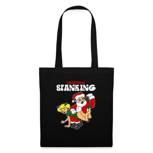 Christmas Spanking - Tote Bag