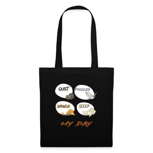 cat day - Tote Bag