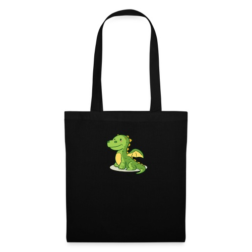 dragon funny - Tote Bag