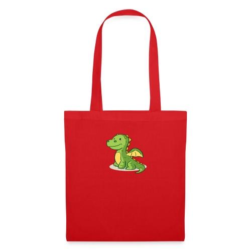 dragon funny - Tote Bag