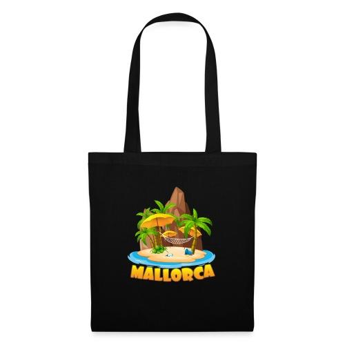 Mallorca - schau wie schön die Insel ist! - Stoffbeutel