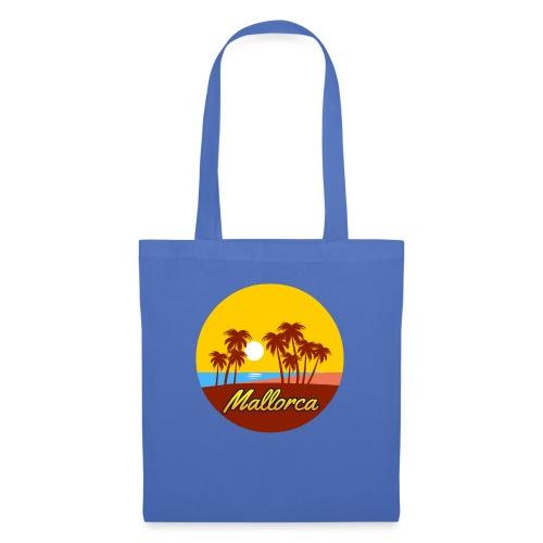 Mallorca - Als Geschenk oder Geschenkidee - Stoffbeutel