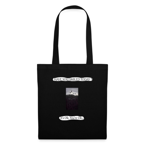 HAVE YOU SMILED TODAY ? - Tote Bag