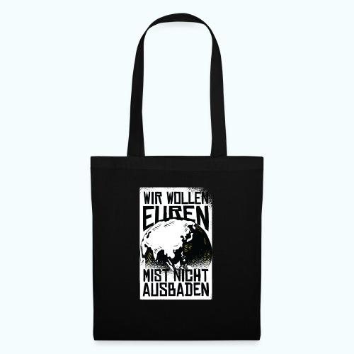 Klare Kante Zeigen - Fridays For Future - Tote Bag