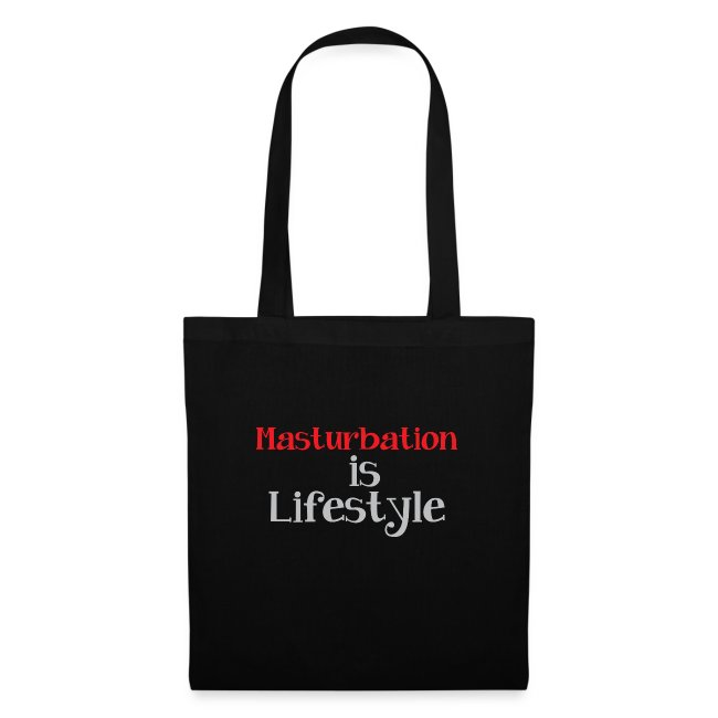 Masturbation is lifestyle