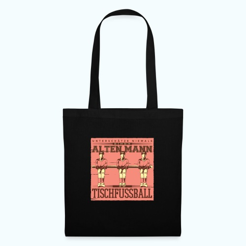 Tischfussball Freunde - Tote Bag