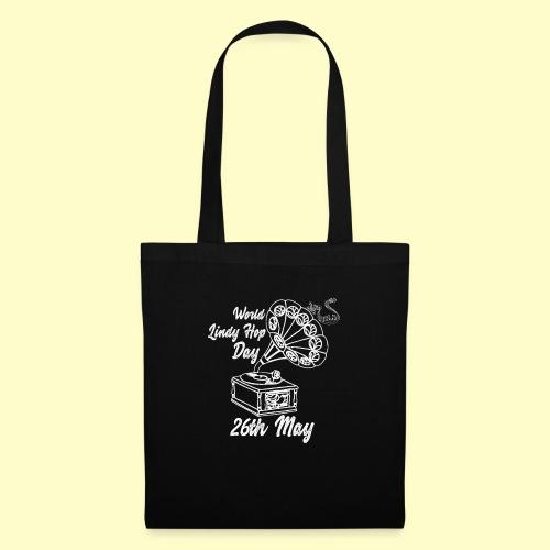 Lindy Hop Day Swing Dancing Vintage Geschenk - Stoffbeutel
