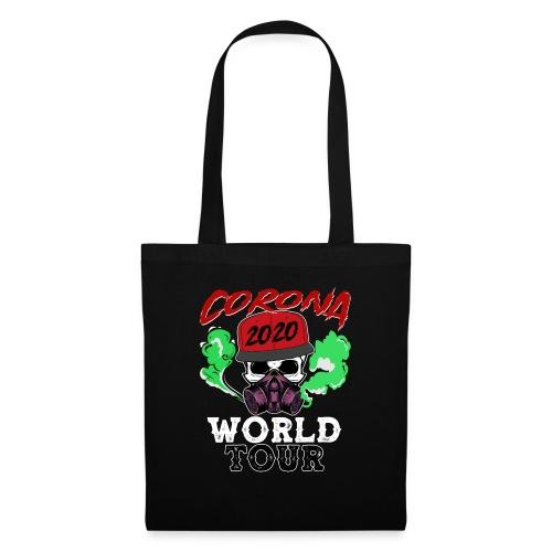 CORONA 2020😷 - Corona World Tour (Music) - Stoffbeutel