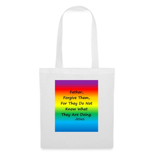 Forgive - Tote Bag
