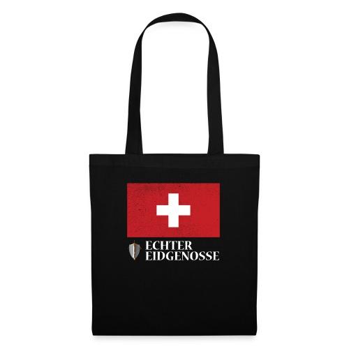 Echter Eidgenosse Schweiz - Stoffbeutel