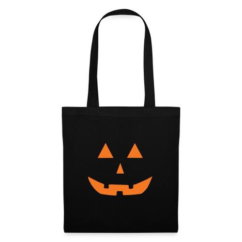 Jack-O-Lantern T Shirt - Tote Bag