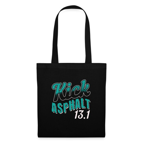 Kick Asphalt 13.1 | Half Marathon - Stoffbeutel