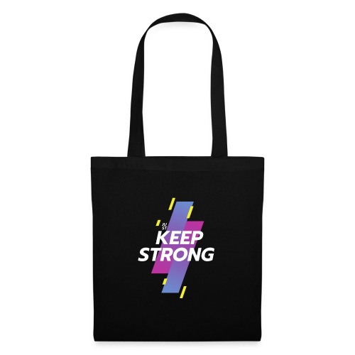 JUST KEEP STRONG - Stoffbeutel