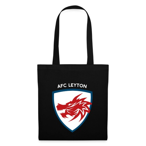 AFC Leyton Logo (White) - Tote Bag