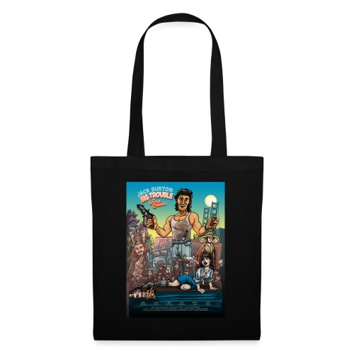 Big Trouble in Little China - Tote Bag