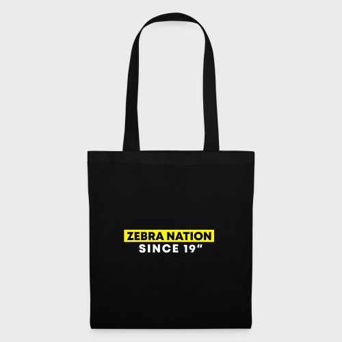 Zebra Nation (19) 2019 Collection - Tote Bag