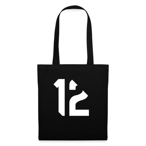 12 white - Tote Bag