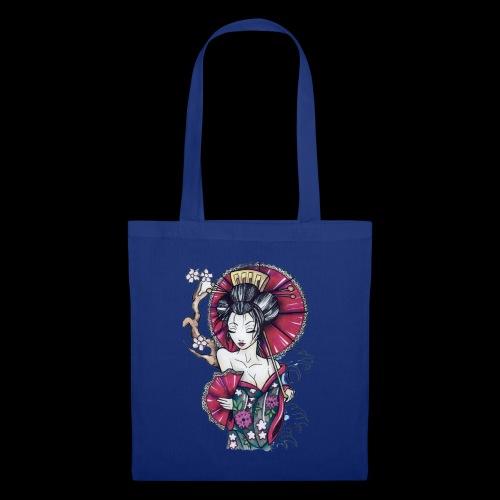 Geisha2 - Borsa di stoffa