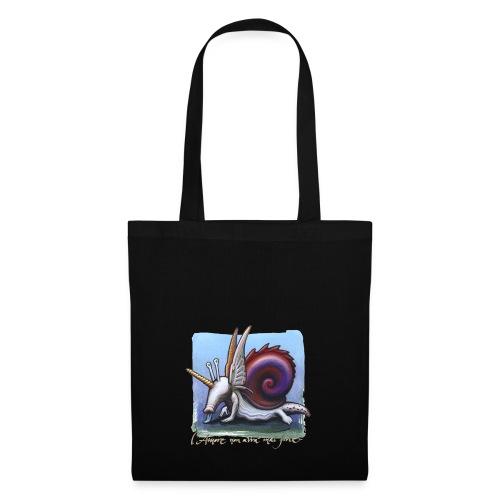 Unichiocciolo - Borsa di stoffa