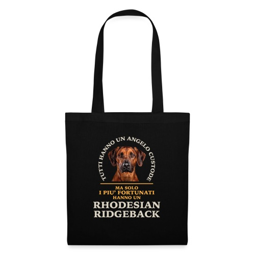 Rhodesian Ridgeback Colori - Borsa di stoffa