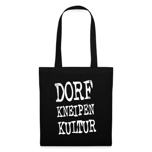 Dorfkneipen-Kultur - Stoffbeutel