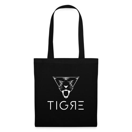 Classic TIGRE Square Logo - Tote Bag