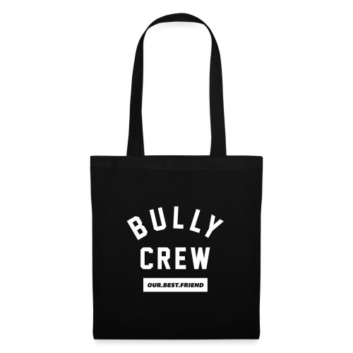 Bully Crew Letters - Stoffbeutel