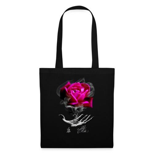 La rosa prospera - Bolsa de tela