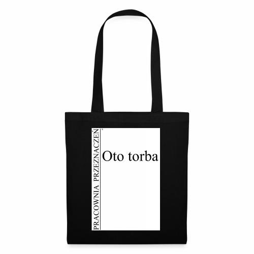 Oto torba - Torba materiałowa