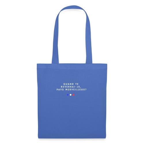 Pays Merveilleux - Tote Bag