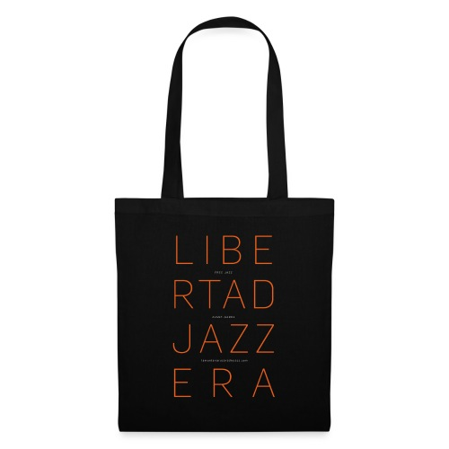 Libertad Jazzera - Bolsa de tela