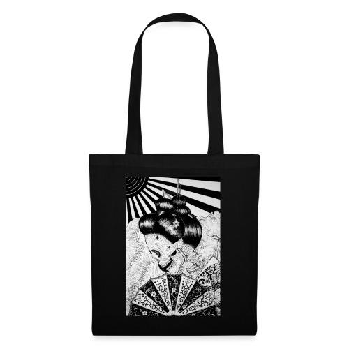 Geisha - Bolsa de tela