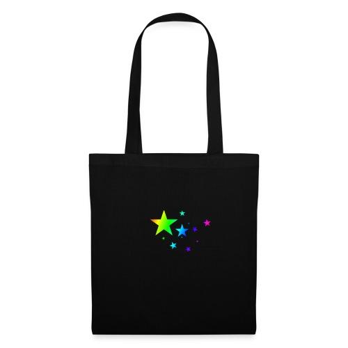 Estrellas - Bolsa de tela