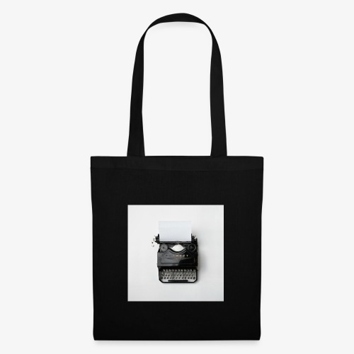 typewriter sq jpg - Tote Bag