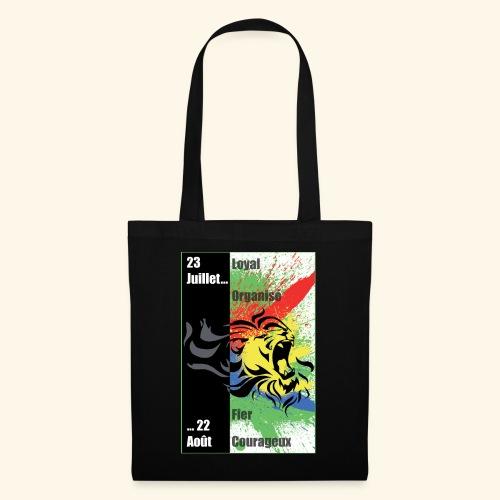 Zodiac Lion - Tote Bag